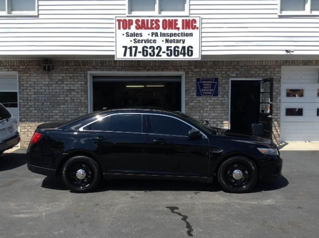 2013 Ford Taurus AWD Police Interceptor 4dr Sedan - Hanover PA