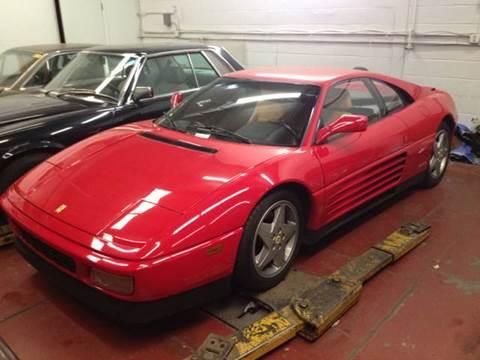 Ferrari Used Cars Luxury Cars For Sale Wichita Autohouse