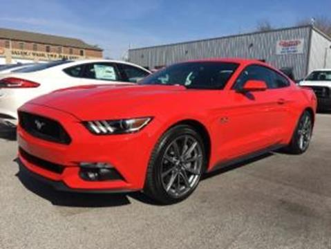 2017 Ford Mustang for sale in Salem, IN