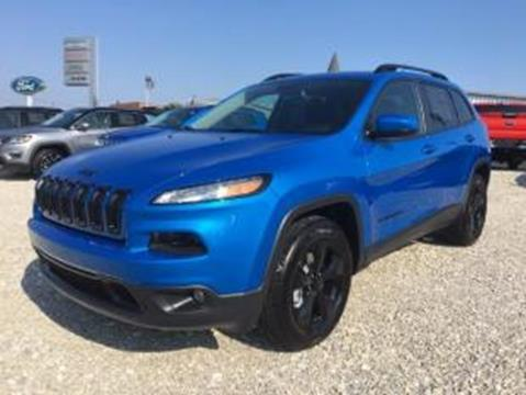 2018 Jeep Cherokee for sale in Salem, IN