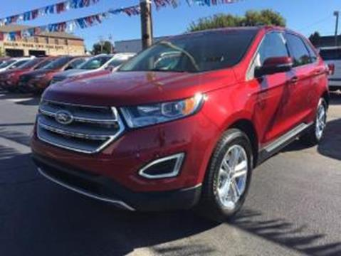2017 Ford Edge for sale in Salem, IN