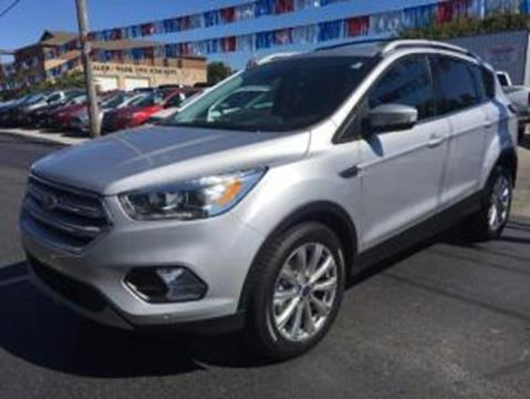 2018 Ford Escape for sale in Salem, IN
