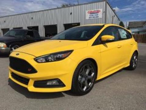 2017 Ford Focus for sale in Salem, IN