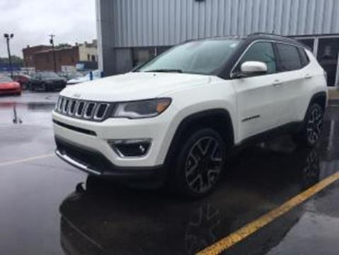 2018 Jeep Compass for sale in Salem, IN