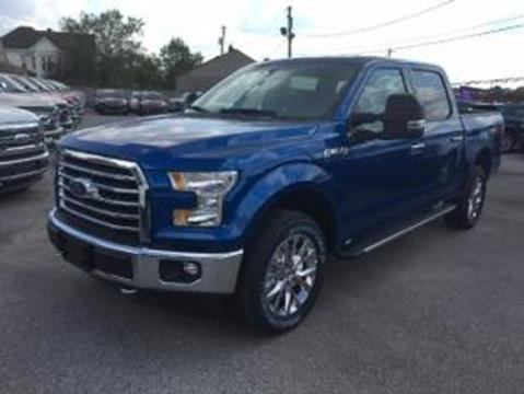 2017 Ford F-150 for sale in Salem, IN