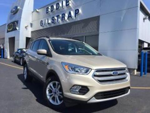 2017 Ford Escape for sale in Salem, IN