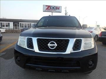 2009 Nissan Pathfinder for sale in Oklahoma City, OK