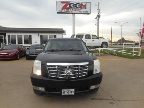 2007 Cadillac Escalade ESV for sale in Oklahoma City, OK