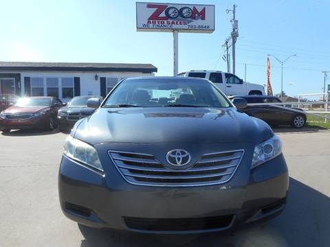 2009 Toyota Camry Hybrid for sale in Oklahoma City, OK