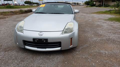 2008 Nissan 350Z For Sale In Oklahoma City, OK