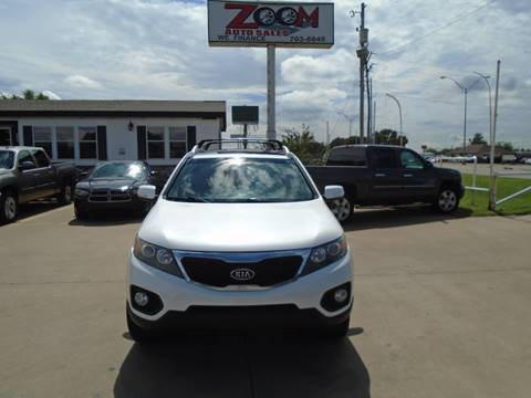 2012 Kia Sorento for sale in Oklahoma City, OK
