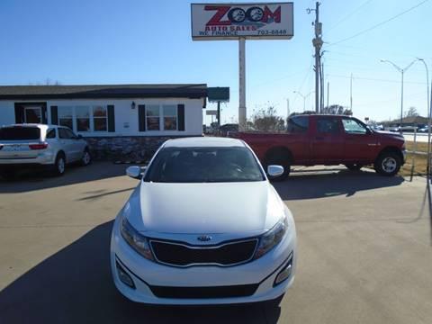 2014 Kia Optima for sale in Oklahoma City, OK
