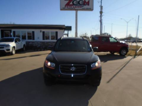 2010 Hyundai Santa Fe for sale in Oklahoma City, OK