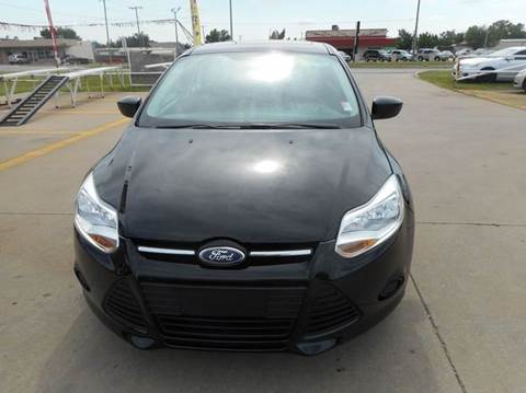 2012 Ford Focus for sale in Oklahoma City, OK