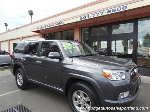 2013 Toyota 4Runner for sale in Portland OR