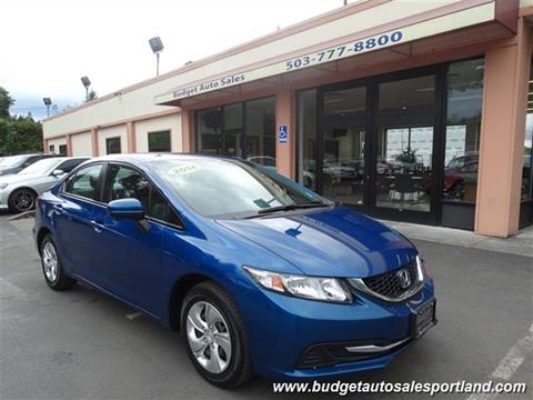 2014 Honda Civic for sale in Portland, OR