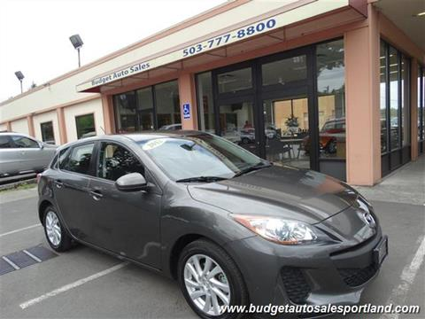 2012 Mazda MAZDA3 for sale in Portland OR