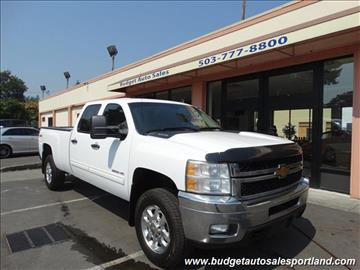 2014 Chevrolet Silverado 3500HD for sale in Portland, OR