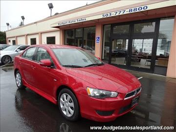 2015 Mitsubishi Lancer for sale in Portland, OR