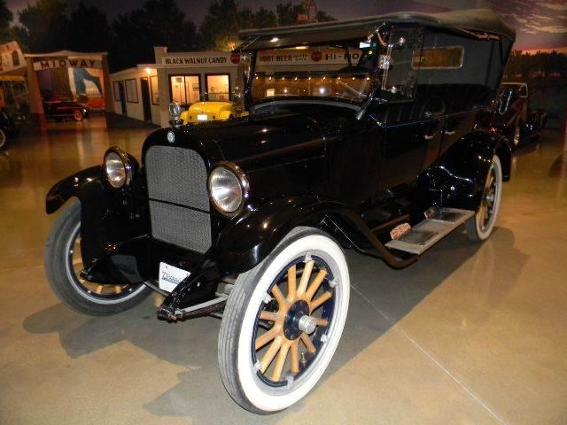 1923 Dodge 4 Door Touring for sale at Okoboji Classic Cars in West Okoboji IA
