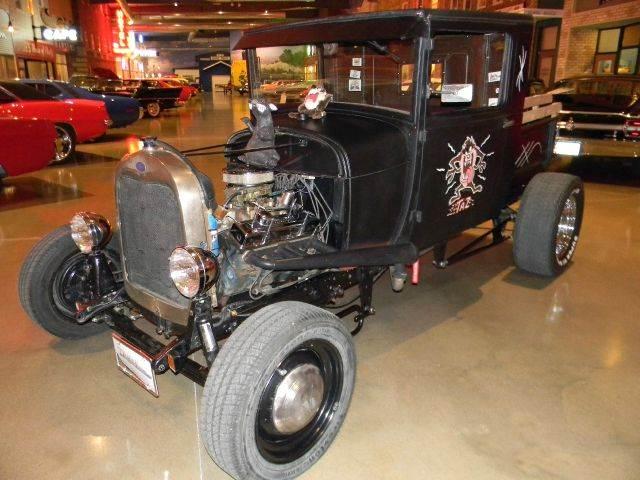 1928 Ford Rat Rod for sale at Okoboji Classic Cars in West Okoboji IA
