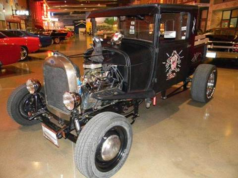 1928 Ford Rat Rod for sale at Okoboji Classic Cars in West Okoboji IA