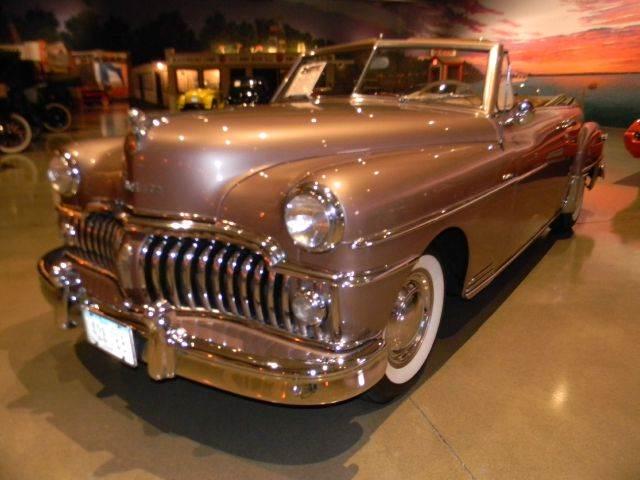 1950 Desoto Custom for sale at Okoboji Classic Cars in West Okoboji IA