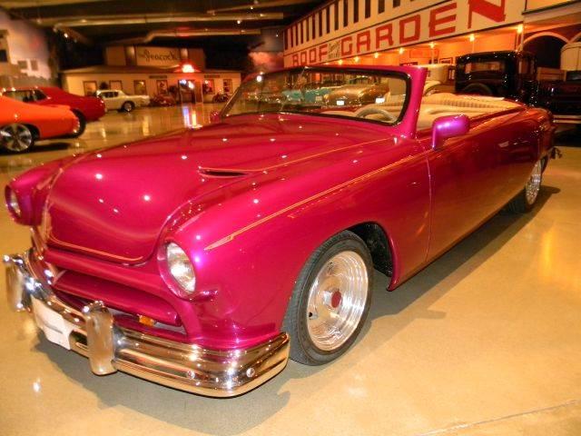 1951 Ford Custom Convertible for sale at Okoboji Classic Cars in West Okoboji IA