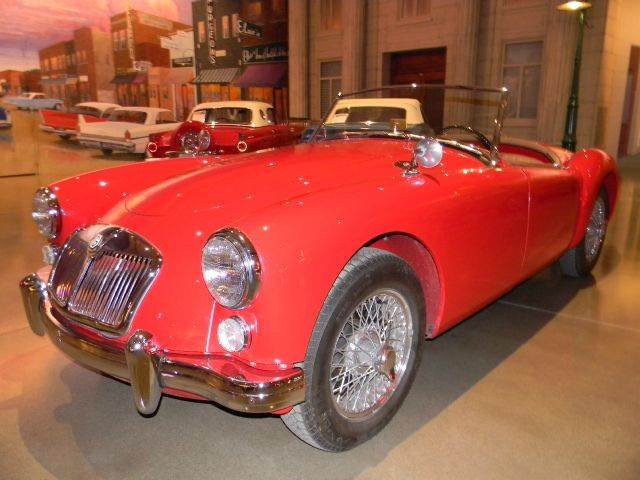 1960 MG MGA for sale at Okoboji Classic Cars in West Okoboji IA