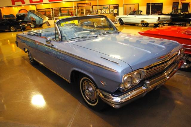 1962 Chevrolet Impala for sale at Okoboji Classic Cars in West Okoboji IA