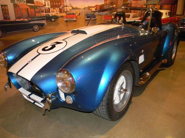 1966 Shelby Cobra for sale at Okoboji Classic Cars in West Okoboji IA