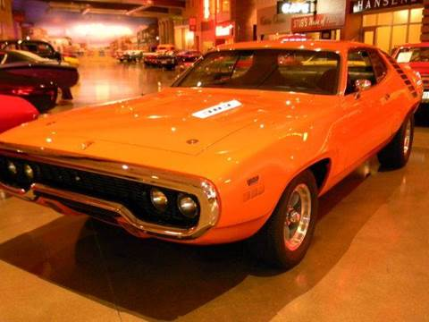 used 1971 plymouth roadrunner for sale. Black Bedroom Furniture Sets. Home Design Ideas