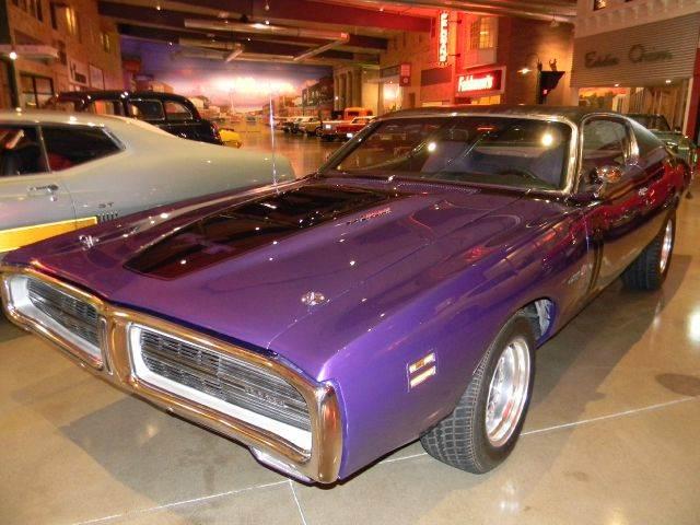 1971 Dodge Charger for sale at Okoboji Classic Cars in West Okoboji IA