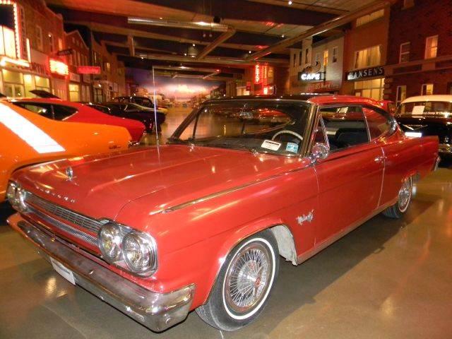 1965 AMC Rambler for sale at Okoboji Classic Cars in West Okoboji IA