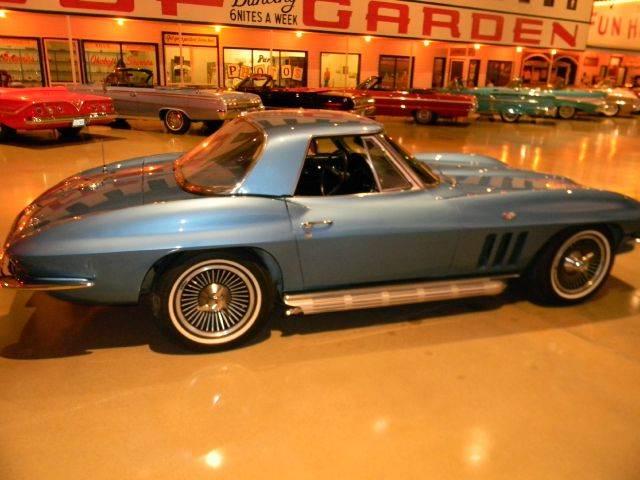 1966 Chevrolet Corvette for sale at Okoboji Classic Cars in West Okoboji IA