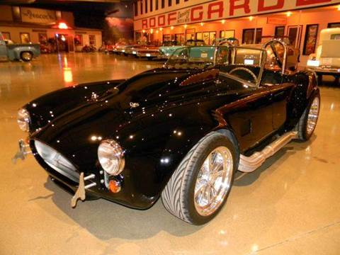 1965 Shelby Roadster for sale at Okoboji Classic Cars in West Okoboji IA