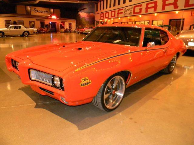 1969 Pontiac GTO for sale at Okoboji Classic Cars in West Okoboji IA
