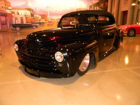 1948 Ford Modified Hot Rod Roadster for sale at Okoboji Classic Cars in West Okoboji IA