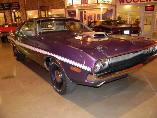 1970 Dodge Challenger for sale at Okoboji Classic Cars in West Okoboji IA