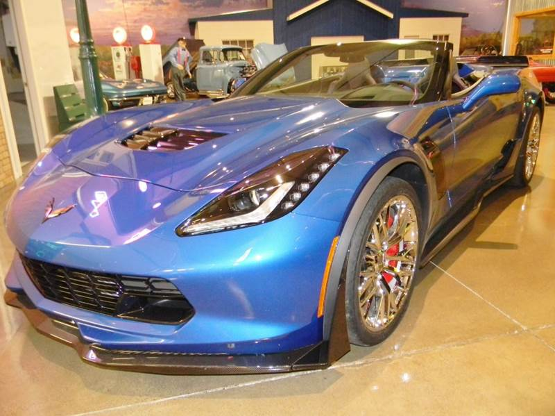 2015 Chevrolet Corvette for sale at Okoboji Classic Cars in West Okoboji IA