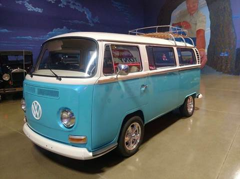 1968 Volkswagen Bus for sale at Okoboji Classic Cars in West Okoboji IA