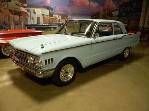 1961 Comet Two Door Post for sale at Okoboji Classic Cars in West Okoboji IA