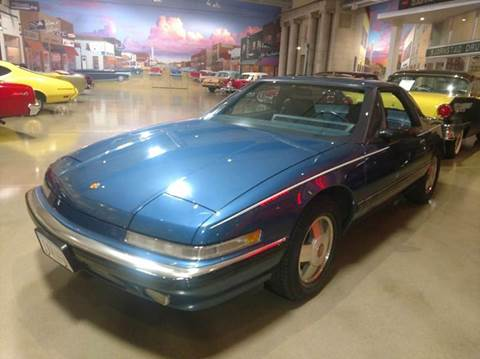 1988 Buick Reatta for sale at Okoboji Classic Cars in West Okoboji IA