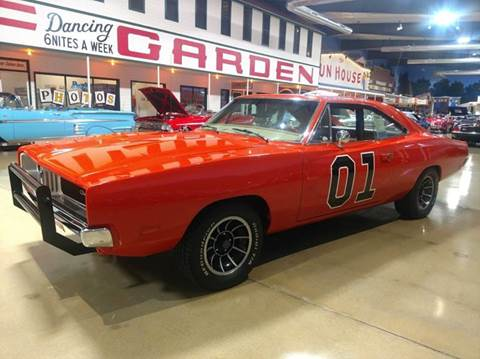 1969 Dodge Charger for sale at Okoboji Classic Cars in West Okoboji IA