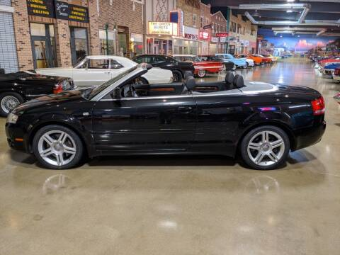 2007 Audi A4 for sale at Okoboji Classic Cars in West Okoboji IA