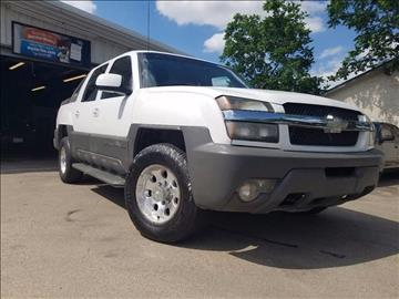 2002 Chevrolet Avalanche for sale at Bad Credit Call Fadi in Dallas TX