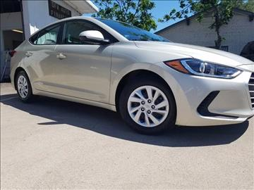 2017 Hyundai Elantra for sale at Bad Credit Call Fadi in Dallas TX