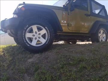 2007 Jeep Wrangler for sale at Bad Credit Call Fadi in Dallas TX