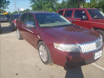 2006 Lincoln Zephyr for sale at Bad Credit Call Fadi in Dallas TX