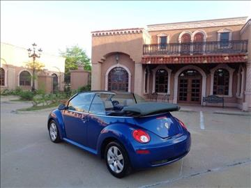 2007 Volkswagen New Beetle for sale at Bad Credit Call Fadi in Dallas TX